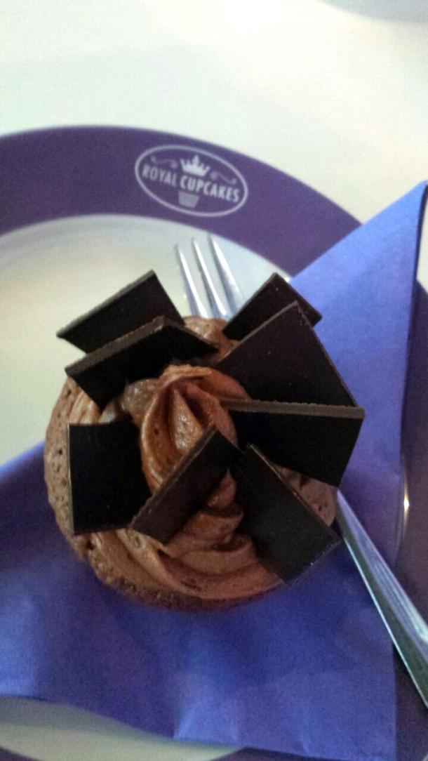 Cupcake Nero