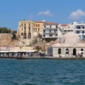 Chania – die vielleicht schönste Stadt Griechenlands (und ein kleinesAbenteuer)