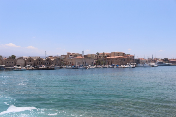Chania Old Port.JPG