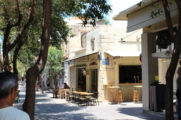 Chania Small Street.JPG