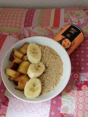Süßer Frühstücks-Couscous – sogeht's