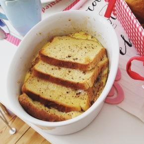 Baked French Toast – Frühstücksgenuss ohne großenAufwand